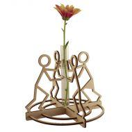 Stick People Vase