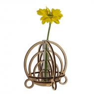 Bud Globe Stem Vase