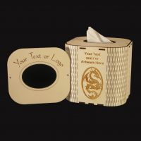 'Stadium Two' Tissue Box (Customized)